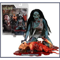 Attack Of The Living Dead - Ataque Mortos Vivos - Mezco