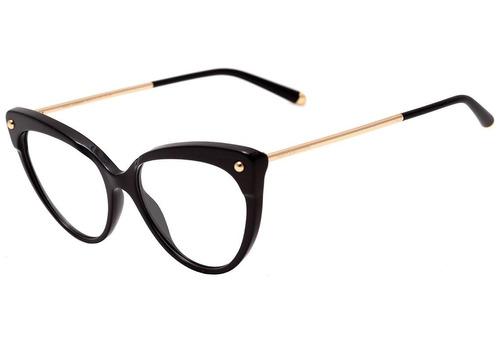 Dolce   Gabbana Dg 3291 - Óculos De Grau 501 Preto E Dourado ab5f6df1b5