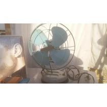 Ventilador Antigo Lustrene Raro Único A Venda 110v Bonito