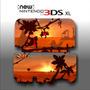 Skin 3ds New Xl Adesivo De Proteção Fazemos Com Suas Imagens
