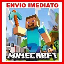 Minecraft - Jogo Para Pc - Envio Rapido