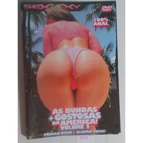 Dvd Porno As Bundas +gostosas Da America Vol2 Frete R$ 8,00