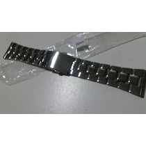 Pulseira Aço Relógios - 26mm Tommy Armani Dz Invicta Tag