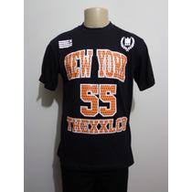 Camiseta Xxl 55 New York P Crazzy Store