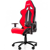 Cadeira Gamer Akracing Limited Edition Black White Red - Ml-