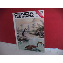 Revista Ciência Ilustrada Nº120 Vol.9 Abril Cultural Ind1971