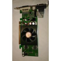 Placa De Vídeo Nvidia Geforce 8400gs 512mb Ddr3 C/cooler.