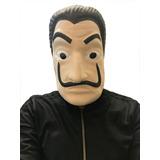 Máscara La Casa De Papel - Salvador Dalí