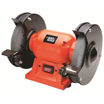 Moto Esmeril De Bancada 6 (152mm) - Bg180 - Black & Decker