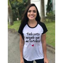 0f550f3871 Busca blusas com frases biblicas com os melhores preços do Brasil ...