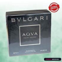 Perfume Masculino Bulgari Aqva 150ml Importado Usa