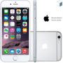 Celular Apple Iphone 6 Prateado Tela 4.7 8 Mp 12x Sem Juros