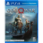 Jogo P/ Ps4 God Of War 4 En-fr-sp-pt Original Lacrado