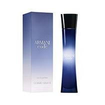 Perfume Giorgio Armani Code Feminino Edp 75 Ml Frete Grátis