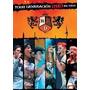 Dvd Rebeldes Rbd Tour Generacion En Vivo