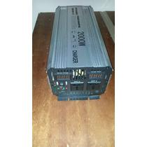Inversor Pyramid Uis 2000 Watts Senoidal Pura 12v X 110v