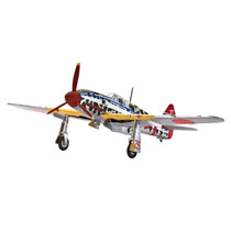 Modelo Plane - Revell Kawasaki Hien Tony Lutador Militar