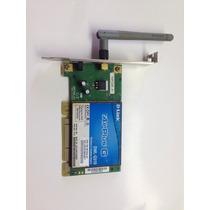 Placa Rede Wireless Pci D-link Dwl-g510