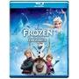 Blu Ray Frozen Uma Aventura Congelante Disney Novo Lacrado