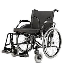 Cadeira De Rodas Aluminio Avd Ortobras Assento 44 Cm Cores