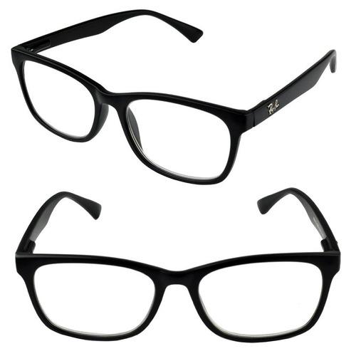 555a83bd6 Armação Oculos Grau Masculino Nerd Vintage Geek Justin Moda. R$ 39.99