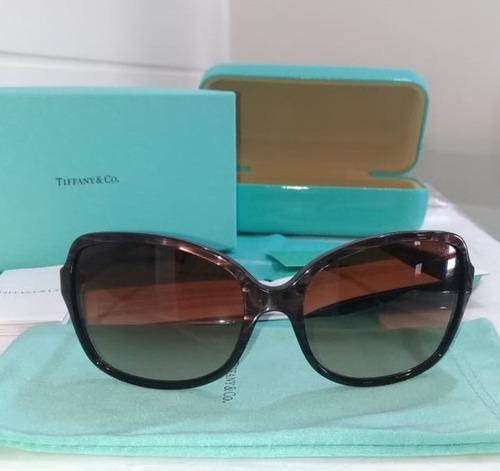 Óculos De Sol Tiffany E Co. Original (peça De Coleção) 5d31ee00cd