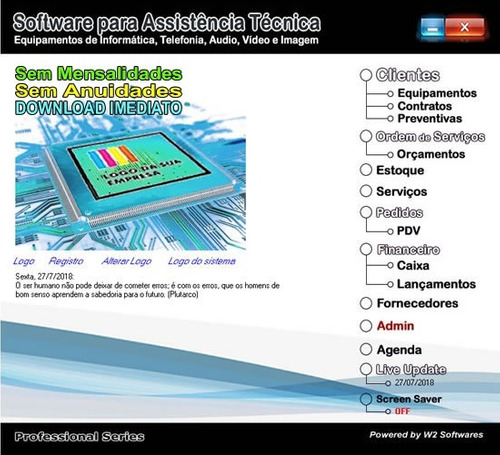 Software Assistência Técnica Ordem De Serviços 16583a960b