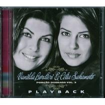 Playback Vanilda E Célia Sakamoto - Porção Dobrada - Vol 3