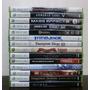 Jogos Originais Xbox 360 Usado Mídia Física Valor Unitário