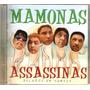Cd Mamonas Assassinas - Pelados Em Santos - Novo***