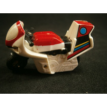Moto Japonesa - Bandai - Década De 80 - Made In Japan -5 Cms