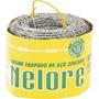 Arame Farpado Rolo Com 500 Metros - Nelore - Morlan