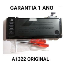 Bateria Apple Do Macbook Pro 13 A1278 A1322 Original.