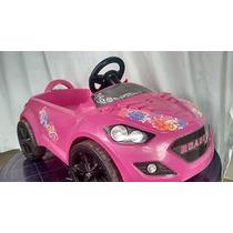 Mini Veículo Infantil Roadster Pink