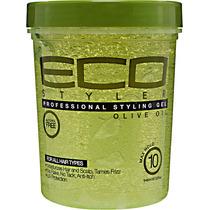 Eco Styler Olive Oil Gel Para Cabelos Afro 946 Ml Original