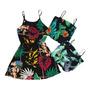 Kit 6 Vestido Curto Feminino Soltinho Floral Melhor Preço Original
