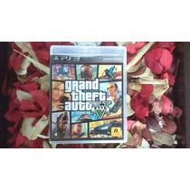 Gta V - Mídia Física - Grand Theft Auto V - Playstation 3
