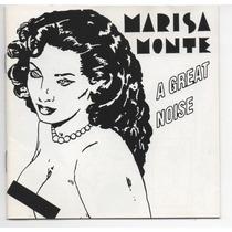 Cd Marisa Monte - A Great Noise - Importado - Barulhinho Bom