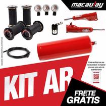 Chevrolet Prisma - Kit Suspensão Ar 8mm Macaulay Oficial