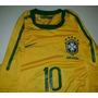 Camiseta Seleção Brasil Kaká Copa 2010 Nike Nova - 41
