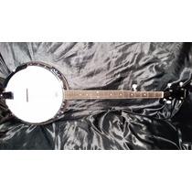 Banjo Modelo Americano 5 Cordas Harmony