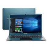 Notebook Multilaser Legacy Intel 64 Gb Dual Core Win 10 Fino