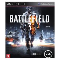 Battlefield 3 Ps3 Jogo Novo Original Lacrado Com Nota Fiscal
