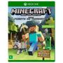 Minecraft + Pacote De Favoritos Xbox One Fisica Lacrado Nfe