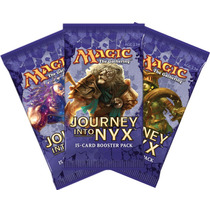 Magic The Gathering - Journey Into Nyx Booster 3 Unidades