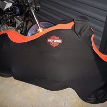 Capa Moto Harley Davidson Softail Fat Boy Flstf