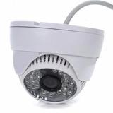 Camera-Dome-Ccd-Sony-1200linhas-Cftv-Hd-Led-Infravermelho-Ir