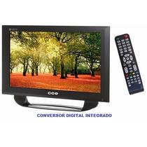 Tv 14 Led 12v Monitor Onibus Caminhao Carro Cce