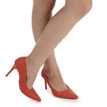 Sapato Scarpin Feminino Lara - Vermelho
