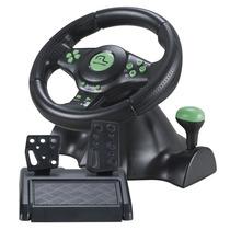 Volante Multilaser Js075 Gamer Racer Usb Compatível Com Ps2